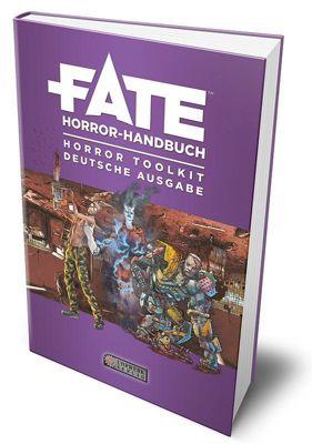 Fate Core, Horror-Handbuch