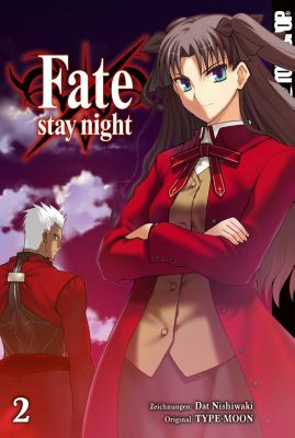 Fate/stay night: Fate/stay night - Einzelband 02, Type-Moon, Dat NISHIWAKI