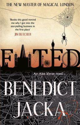 Fated, Benedict Jacka