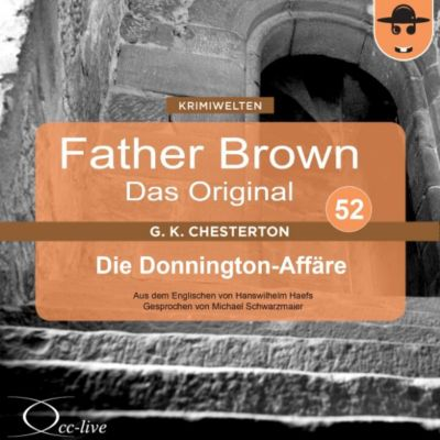 Father Brown 52 - Die Donnington-Affäre (Das Original)