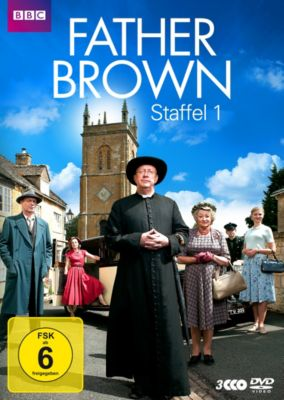Father Brown - Staffel 1, G.K. Chesterton