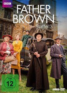 Father Brown - Staffel 3, Mark Williams, Nancy Carroll, Sorcha Cusack