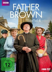 Father Brown - Staffel 4, Mark Williams, Tom Chambers, Sorcha Cusack