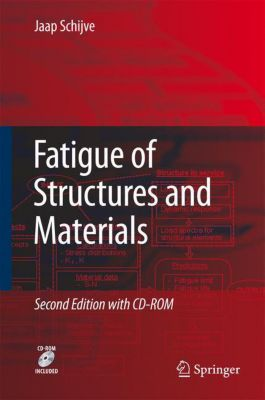 Fatigue of Structures and Materials, w. CD-ROM, Jaap Schijve
