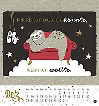 Faultier Postkartenkalender - Kalender 2019 - Produktdetailbild 12