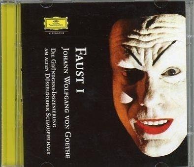 Faust 1, 2 Audio-CDs, Johann Wolfgang von Goethe