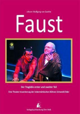 Faust - Eine Theater-Inszenierung - Johann Wolfgang von Goethe pdf epub