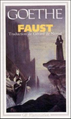 Faust, französ. Ausgabe, Johann Wolfgang von Goethe