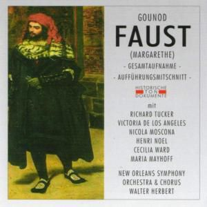 Faust (Ga), New Orleans Symph.Orch & Chorus