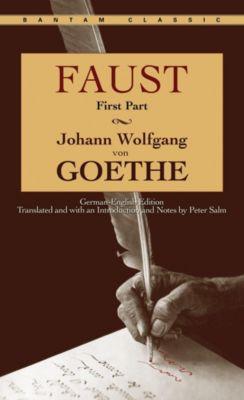 Faust, German-English ed. - Johann Wolfgang von Goethe  