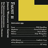 Faust II, 2 Audio-CDs - Produktdetailbild 1