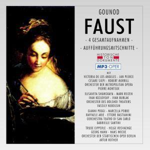 Faust (Margarethe) (Ga)-Mp3-Oper (4 Ga), Chor & Orch.Der Metropolitan Opera