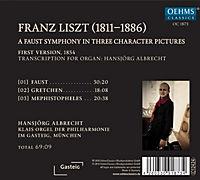 Faust-Symphonie - Produktdetailbild 1