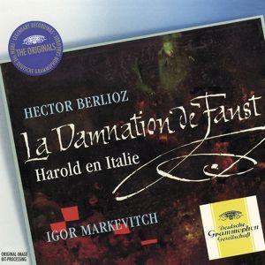 Fausts Verdammnis (Ga), Consuelo Rubio, Igor Markevitch, Bp