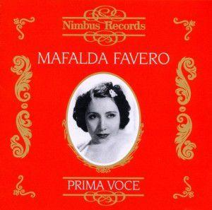 Favero/Prima Voce, Mafalda Favero