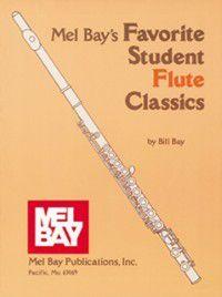 Favorite Student Flute Classics, William Bay