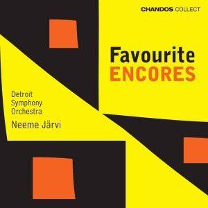 Favourite Encores, Neeme Järvi, Dso