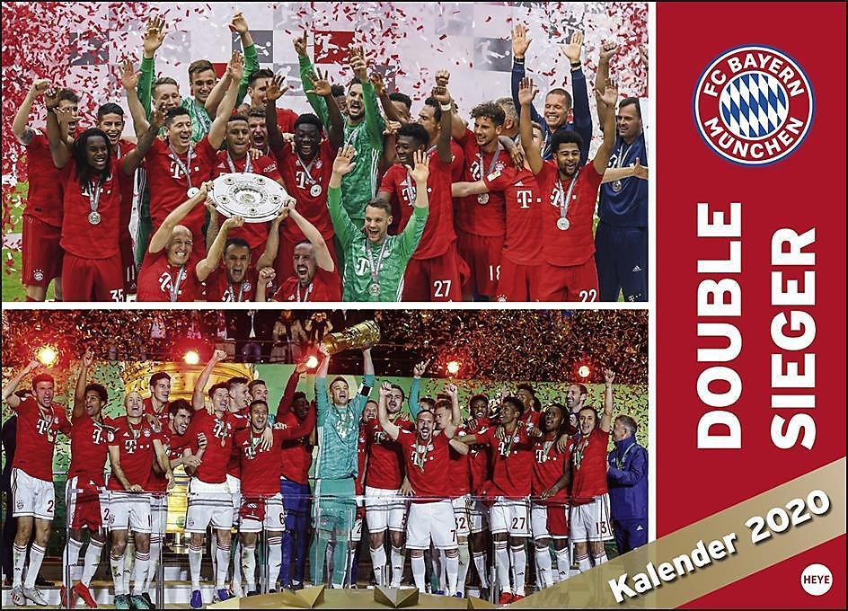 Fc Bayern Munchen Edition 2020 Kalender Bei Weltbild De Kaufen