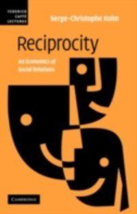 Federico Caffe Lectures: Reciprocity, Serge-Christophe Kolm