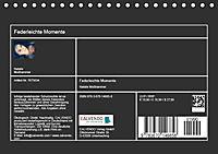 Federleichte Momente (Tischkalender 2019 DIN A5 quer) - Produktdetailbild 13