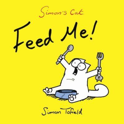 Feed Me!, Simon Tofield
