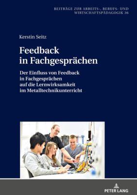 Feedback in Fachgesprächen, Kerstin Seitz