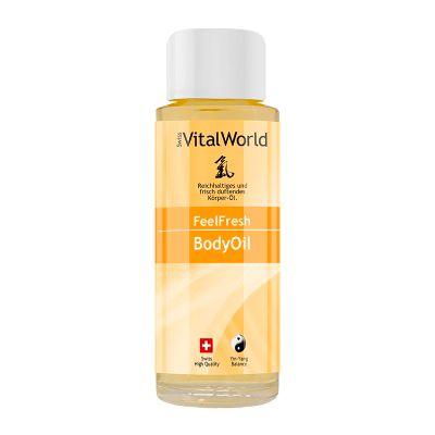 FeelFresh BodyOil, 125ml von VitalWorld