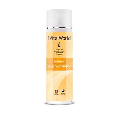 FeelFresh Dusch-Shampoo, 200ml von VitalWorld