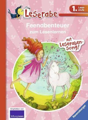 Feenabenteuer zum Lesenlernen, Thilo, Annette Neubauer