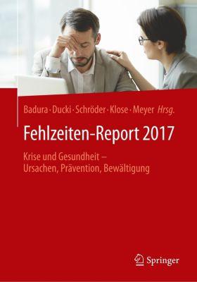 Fehlzeiten-Report 2017