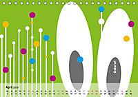 Fehmarn PopArt / 2019 (Tischkalender 2019 DIN A5 quer) - Produktdetailbild 4