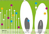 Fehmarn PopArt / 2019 (Wandkalender 2019 DIN A3 quer) - Produktdetailbild 4