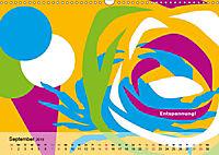 Fehmarn PopArt / 2019 (Wandkalender 2019 DIN A3 quer) - Produktdetailbild 9