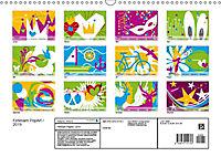 Fehmarn PopArt / 2019 (Wandkalender 2019 DIN A3 quer) - Produktdetailbild 13