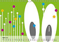 Fehmarn PopArt / 2019 (Wandkalender 2019 DIN A4 quer) - Produktdetailbild 4