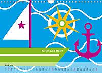 Fehmarn PopArt / 2019 (Wandkalender 2019 DIN A4 quer) - Produktdetailbild 6