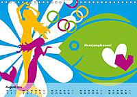 Fehmarn PopArt / 2019 (Wandkalender 2019 DIN A4 quer) - Produktdetailbild 8
