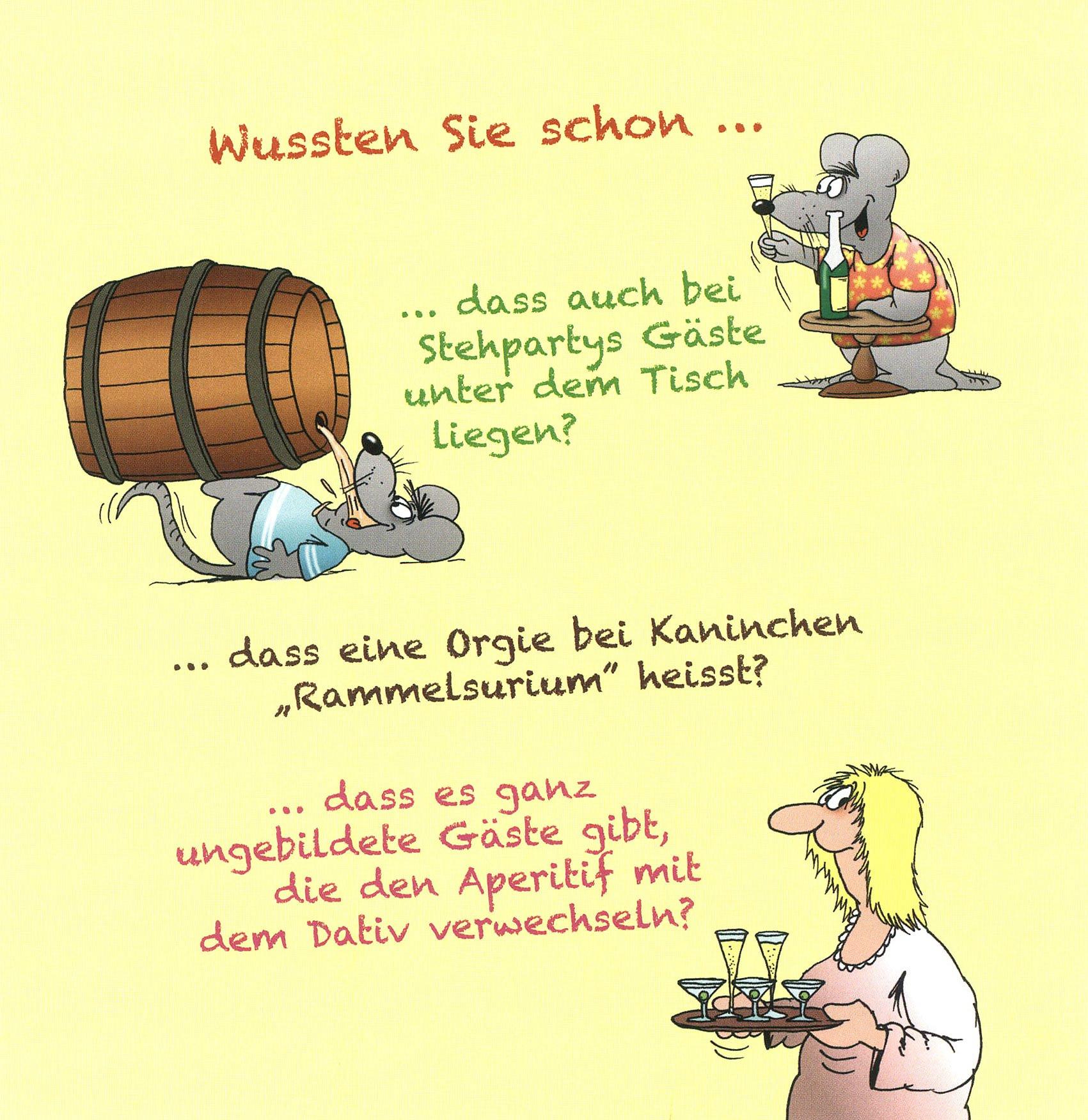 Feiern - Viel Spass! Buch von Uli Stein bei Weltbild.ch