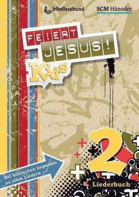 Feiert Jesus! Kids, Liederheft