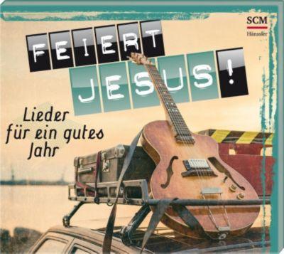 Feiert Jesus! - Lieder für ein gutes Jahr 2017, 1 Audio-CD