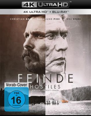 Feinde - Hostiles - 2 Disc Bluray, Diverse Interpreten