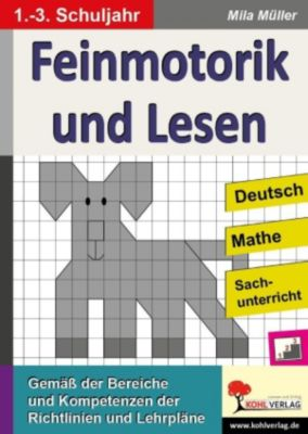 Feinmotorik und Lesen, Michaela Müller