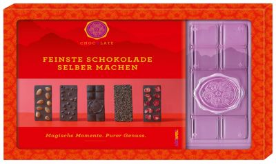 Feinste Schokolade selber machen, Julia Brodbeck