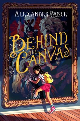Feiwel & Friends: Behind the Canvas, Alexander Vance