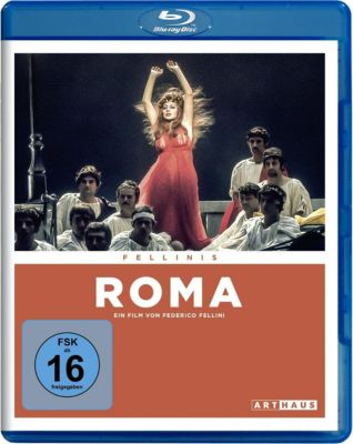 Fellinis Roma, 1 Blu-ray