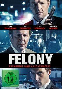 Felony - Ein Moment kann alles verändern, Diverse Interpreten