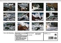 Fels in der Brandung (Wandkalender 2019 DIN A3 quer) - Produktdetailbild 13