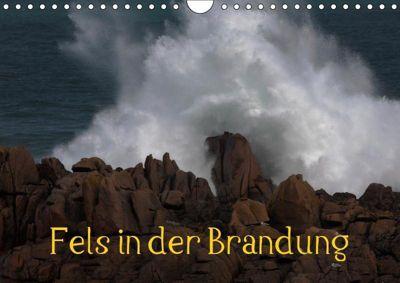 Fels in der Brandung (Wandkalender 2019 DIN A4 quer), Günther Essbach