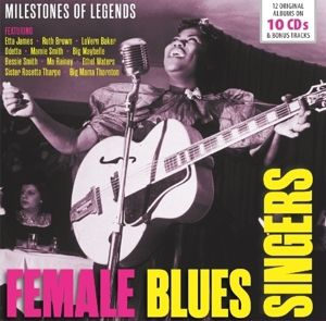Female Blues Singers, Diverse Interpreten