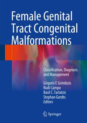 Female Genital Tract Congenital Malformations